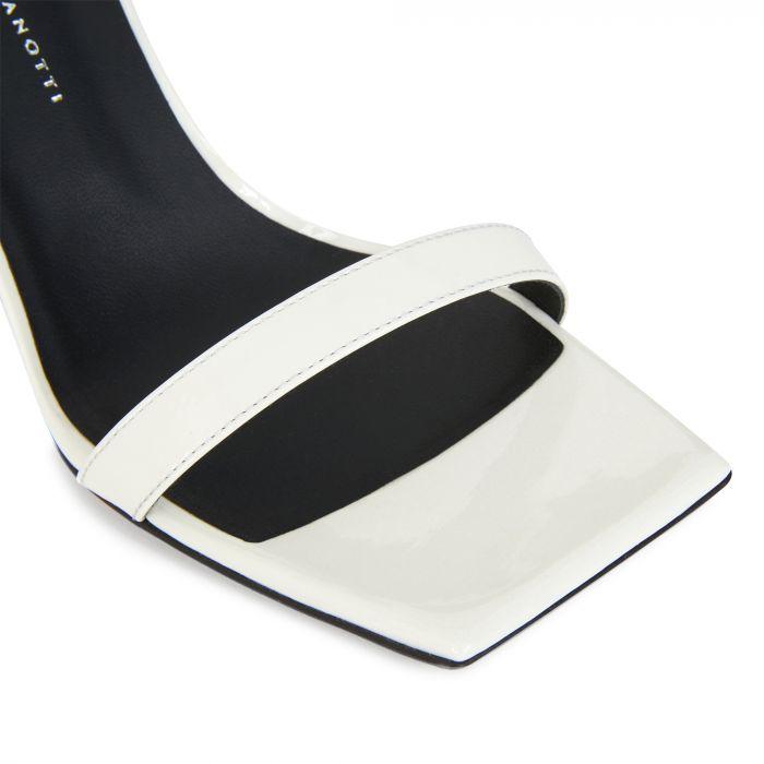 FLAMINIA - БЕЛЫЙ - Босоножки/сандалии