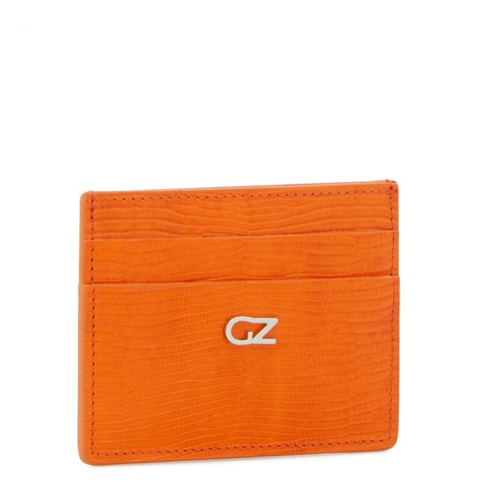 MIKI - Orange - Бумажники