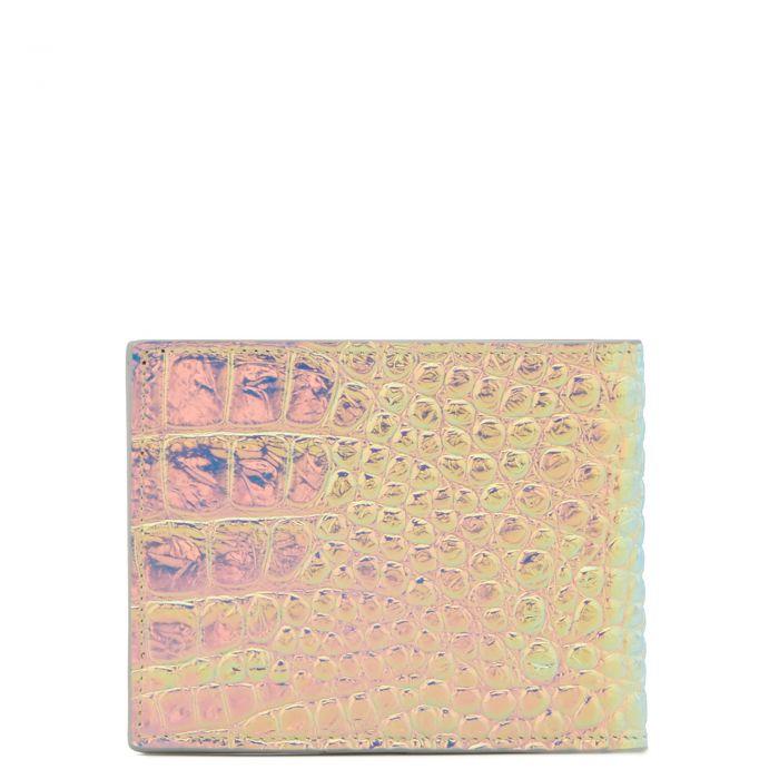 ALBERT - СЕРЕБРИСТЫЙ - Бумажники