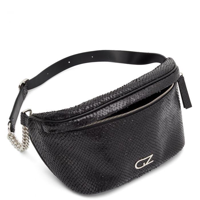 VALERIE - ЧЕРНЫЙ - Belt packs