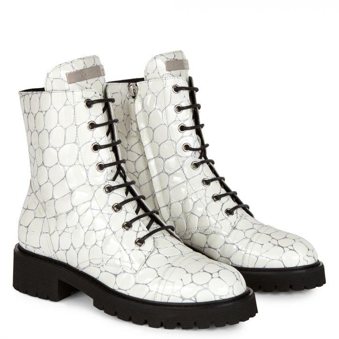 THORA - БЕЛЫЙ - Сапоги/Ботинки